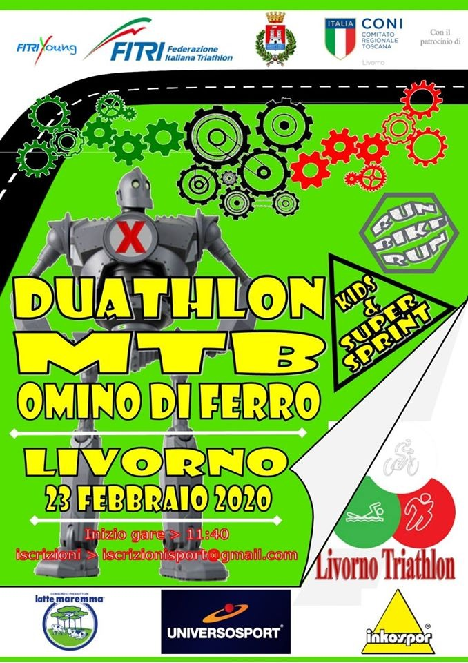 Duathlon MTB 2020